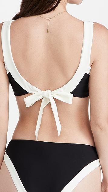 Devon Windsor Coco Bikini Top