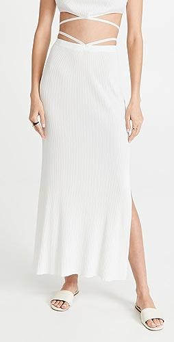 Devon Windsor - Sage Skirt