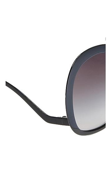 Dolce & Gabbana Tropico Sunglasses