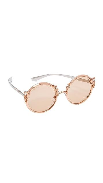 Dolce & Gabbana Barocco Sunglasses