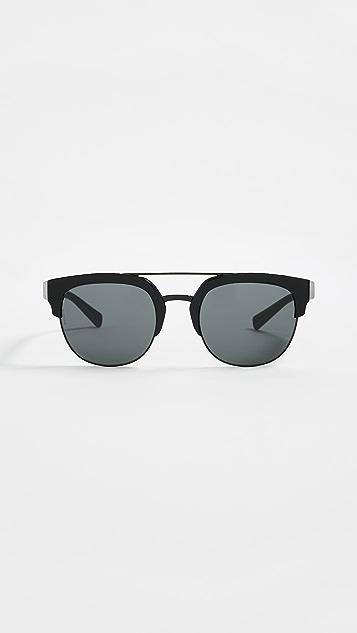 Dolce & Gabbana Swing Browbar Sunglasses