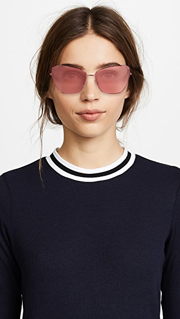 Dolce & Gabbana Sicilian Sweet Cat Eye Sunglasses