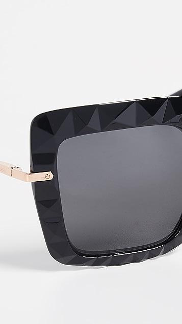 Dolce & Gabbana Bold Square Sunglasses