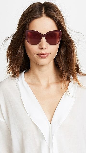 Dolce & Gabbana Oversized Square Sunglasses