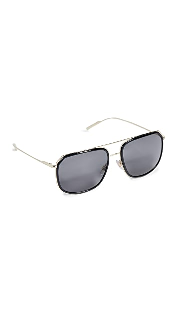 Dolce & Gabbana DG2165 Polarized Sunglasses
