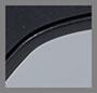 Black/Light Grey Mirror