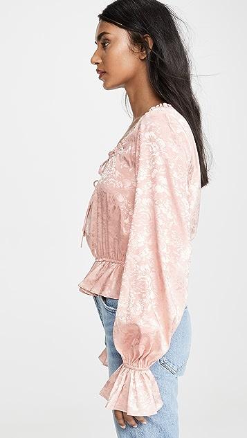 Divine Heritage 长袖女式衬衫