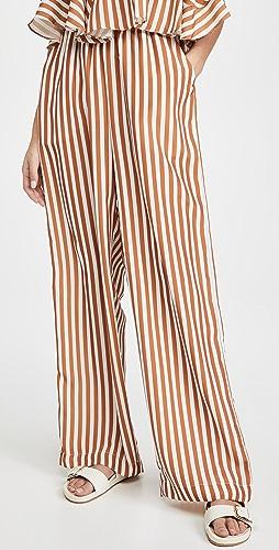 DIARRABLU - Leer 长裤