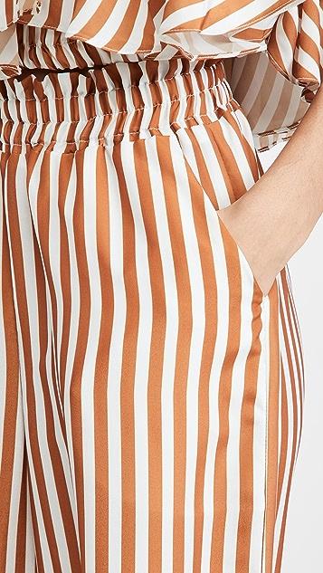 DIARRABLU Leer 长裤