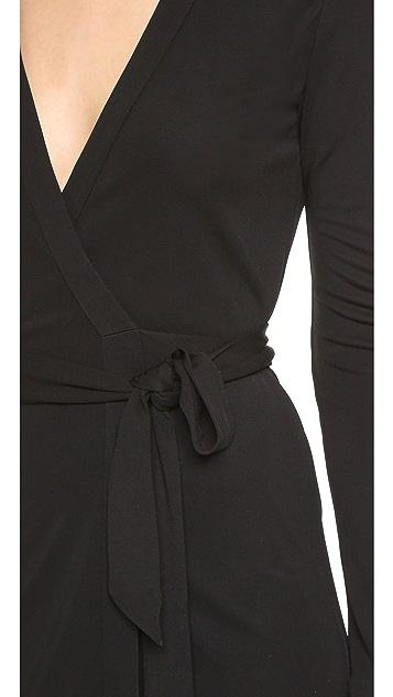 c5ee9033ea6 ... Diane von Furstenberg New Jeanne Two Wrap Dress