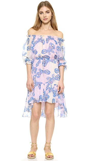 Diane von Furstenberg Camila Two Dress