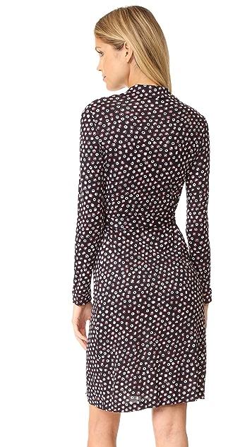 Diane von Furstenberg Платье-халат New Jeanne Two