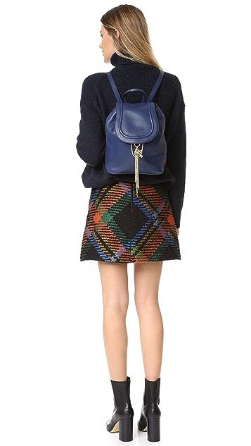 Diane von Furstenberg Love Power Backpack