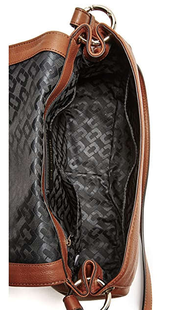 Diane von Furstenberg Love Power Large Saddle Bag
