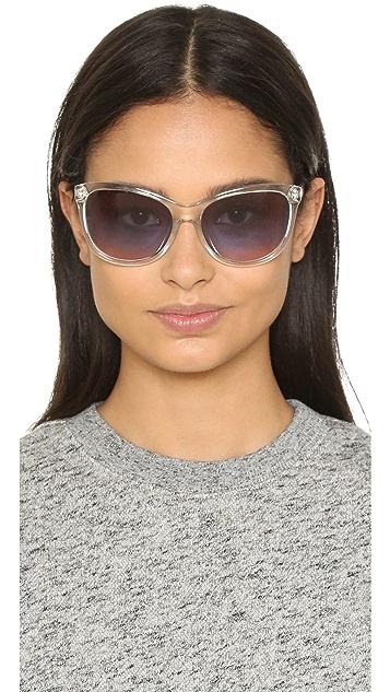 Diane von Furstenberg Brielle Sunglasses