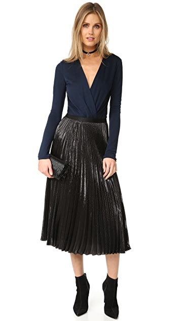 Diane von Furstenberg Lala Bodysuit