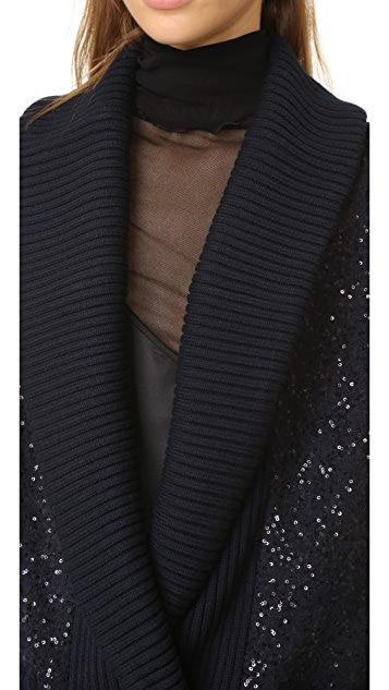 Diane von Furstenberg Zayde Bomber Jacket