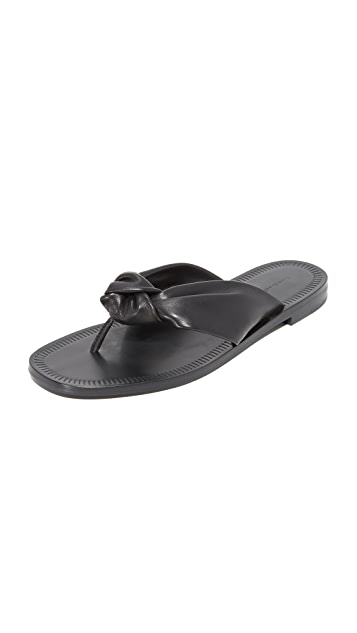 Diane von Furstenberg Etna Thong Sandals