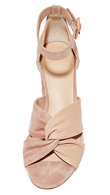 Diane von Furstenberg Pasadena City Sandals
