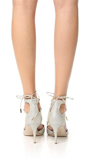 Diane von Furstenberg Rimini Wrap Sandals