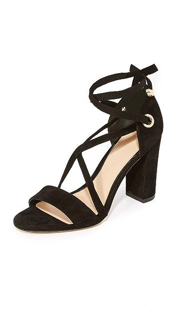 Calabar Sandals by Diane Von Furstenberg