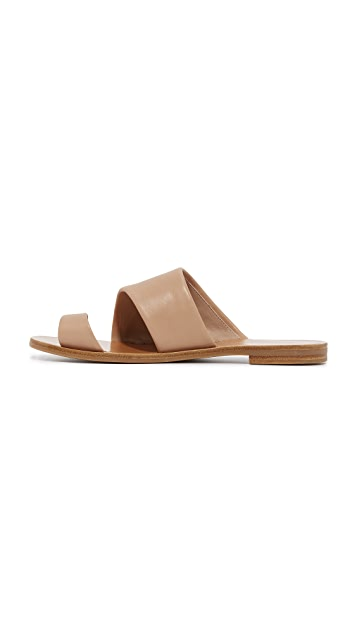 Diane von Furstenberg Ello Toe Ring Sandals