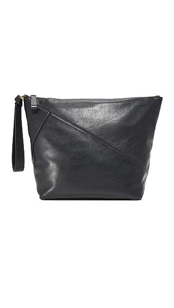 Diane von Furstenberg Origami Wristlet Bag