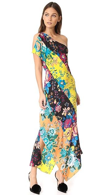 5bd77946ab Diane von Furstenberg One Shoulder Dress | SHOPBOP