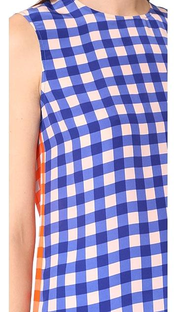Diane von Furstenberg Sleeveless Shell Top