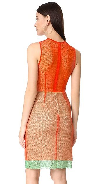 Diane von Furstenberg Knee Length Dress