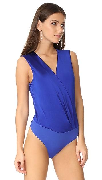 Diane von Furstenberg Sleeveless Lala Bodysuit