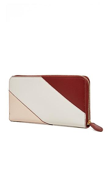 Diane von Furstenberg Continental Wallet