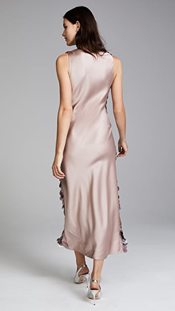 Diane von Furstenberg Paillettes Dress