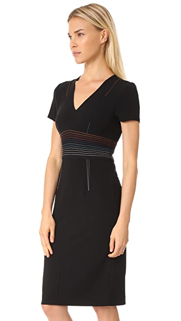 Diane von Furstenberg Tailored Dress