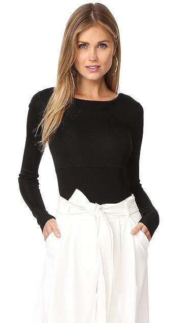 Diane von Furstenberg Knit Bodysuit