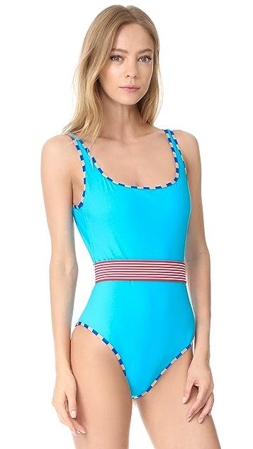 Diane von Furstenberg Classic Swimsuit
