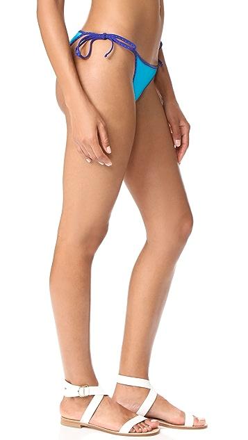 Diane von Furstenberg String Bikini Bottoms