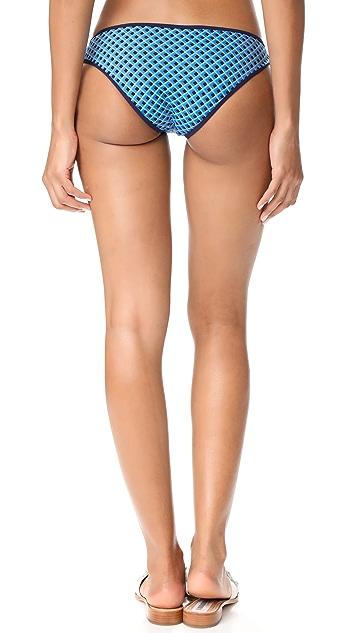 Diane von Furstenberg Slim Bikini Bottoms