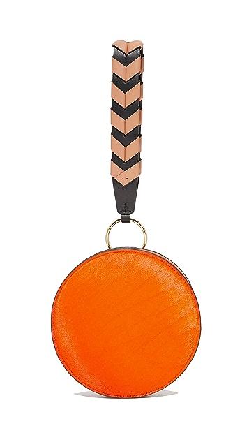 Diane von Furstenberg Circle Wristlet