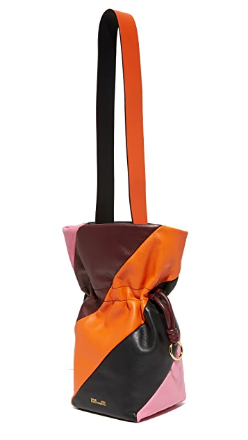 Diane von Furstenberg Evening Drawstring Bag