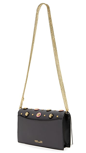 Diane von Furstenberg Soiree Cross Body Bag