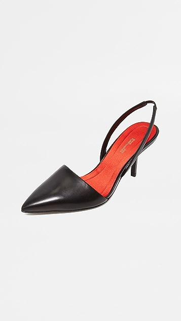 Diane von Furstenberg Mortelle 露跟女鞋