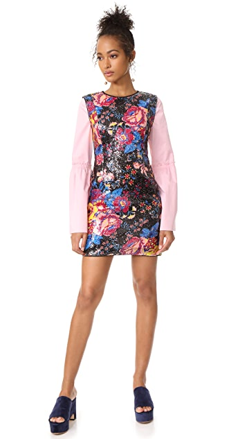 Diane von Furstenberg Tailored Mini Dress