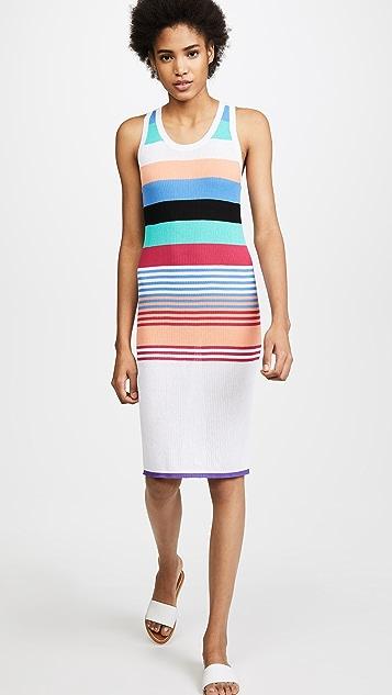 Diane von Furstenberg Knit Beach Dress