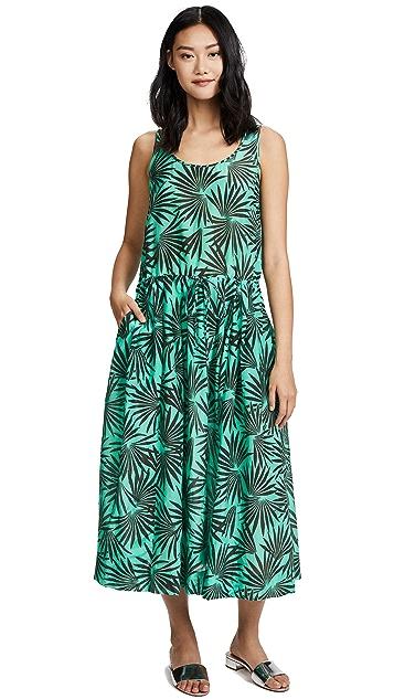Diane von Furstenberg Drawstring Dress