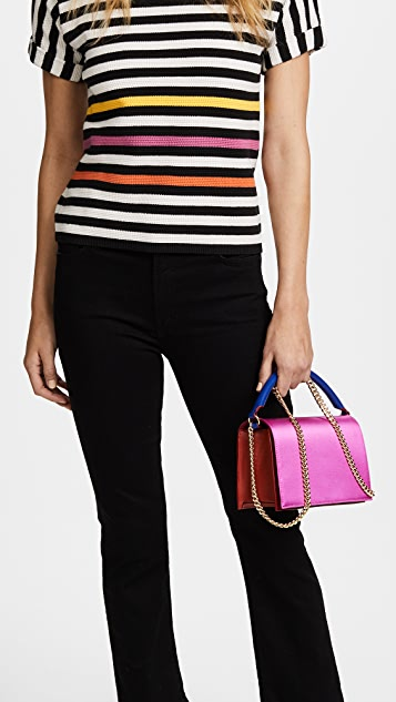 Diane von Furstenberg Soiree Top Handle