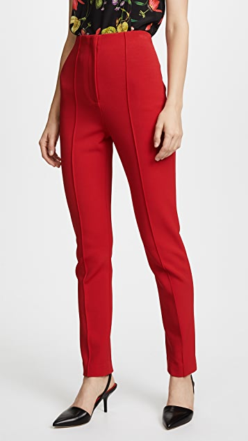 b2838e29b Diane von Furstenberg High Waisted Skinny Pants | SHOPBOP