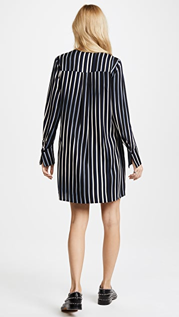 Diane von Furstenberg Key Hole Dress