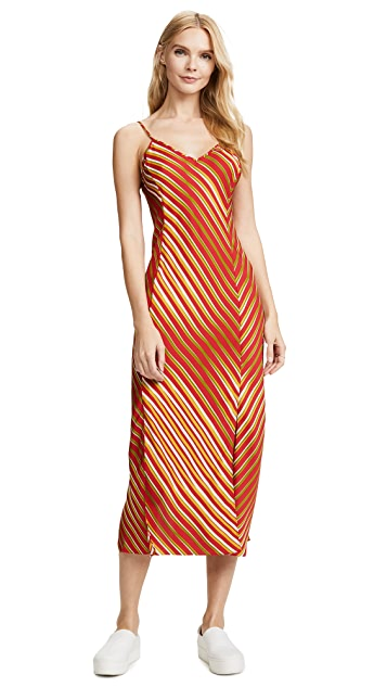 Diane von Furstenberg Slip Dress