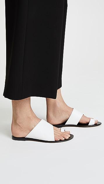 Diane von Furstenberg Brittany Slides